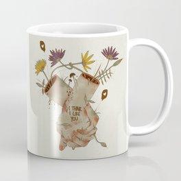 I think I like you... Coffee Mug