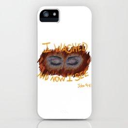 John 9-15 iPhone Case