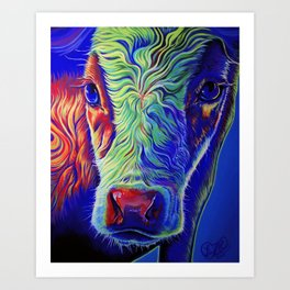 See With Our Own Clarity Art Print