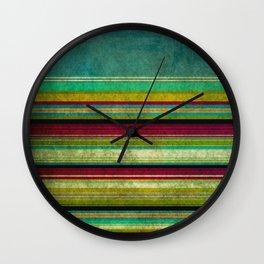 Brighton Rock Wall Clock