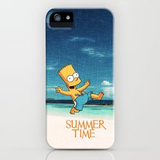 SUMMERTIME iPhone (5, 5s) Slim Case