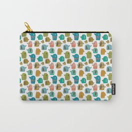 Pattern Project #30 / Dogs Carry-All Pouch