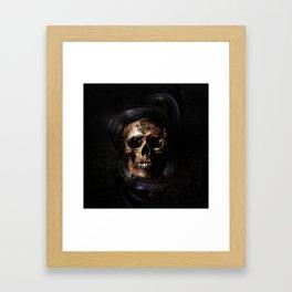 Choke Framed Art Print