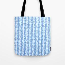 Vines - Blue Tote Bag