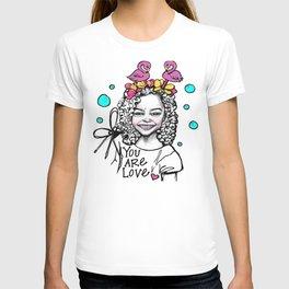 #STUKGIRL ESSA T-shirt