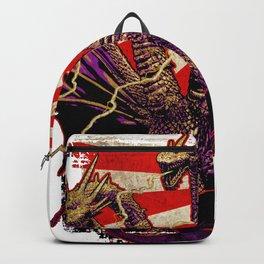Three-Headed King Pop Backpack