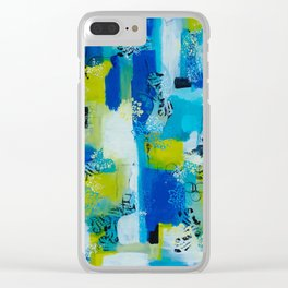 South Swell Clear iPhone Case