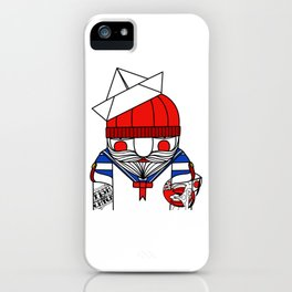 Loveboat iPhone Case