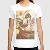 fairy tail T-shirts featuring fairy tail eclaire by 6alba
