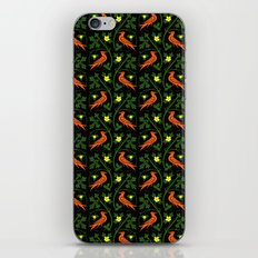 Pugin's Birds iPhone & iPod Skin