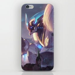Lancer Stratus Wukong League Of Legends iPhone Skin