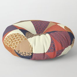 Kabuto Floor Pillow