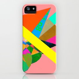 """COLLAGE: """"PINK"""" iPhone Case"""