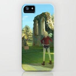 FGO: Glastonbury iPhone Case