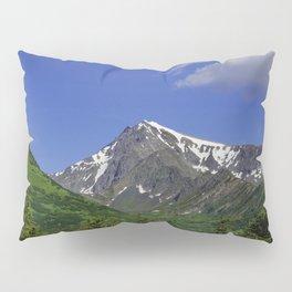 Scenic Seward Highway - Summer Pillow Sham