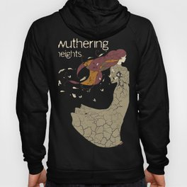 BOOKS Collection Wuthering Heights Hoody