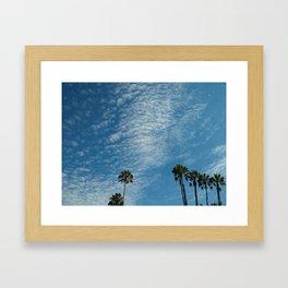 So Cal 01 Framed Art Print
