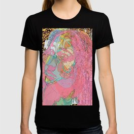 Head in Outer space T-shirt
