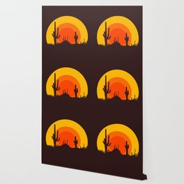 mucho calor Wallpaper