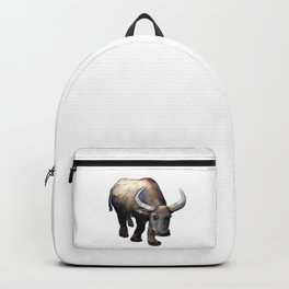 Ox jGibney The MUSEUM Society6 Gifts Backpack
