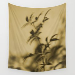 Mirage leaves Wall Tapestry