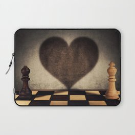 the impossible relationship Laptop Sleeve