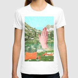 A strange dream T-shirt