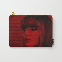 Red Doll Carry-All Pouch