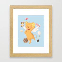 Konyonyochiwa!!! Framed Art Print
