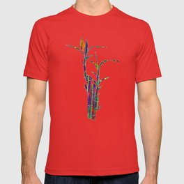 Colored Bamboo 2 T-shirt
