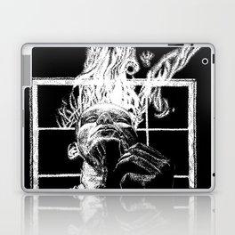 Ink and smoke Laptop & iPad Skin