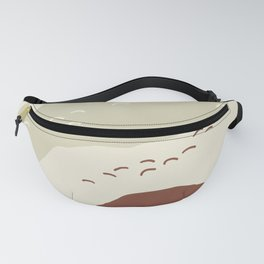 Mountain Cave Fanny Pack