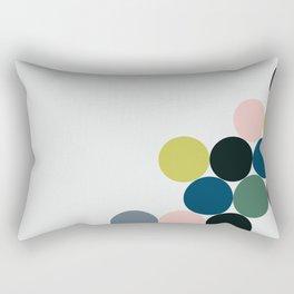 cluster || chill Rectangular Pillow