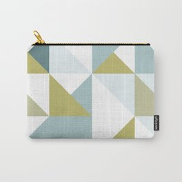 Modern Geometric 15 Carry-All Pouch