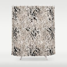 Tips Shower Curtain