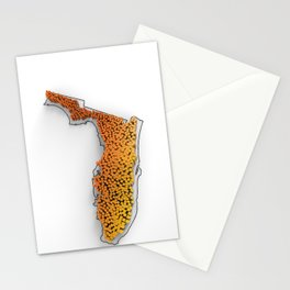 FL-PD-3D Stationery Cards