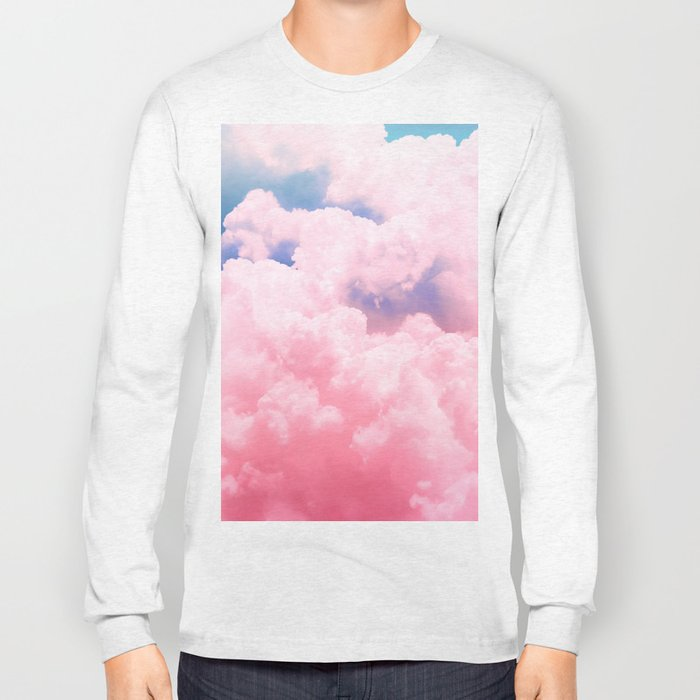 Candy Sky Long Sleeve T-shirt
