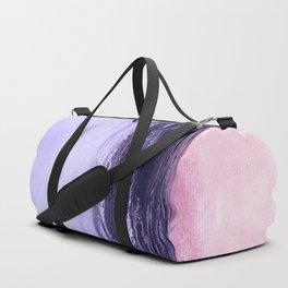 hazy sunset Duffle Bag