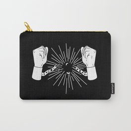 Break Chains Carry-All Pouch