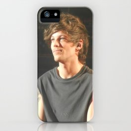 Louis Tomlinson iPhone Case