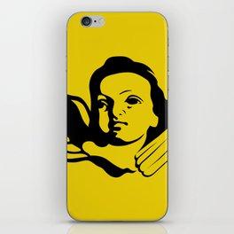 Baroque Angel iPhone Skin