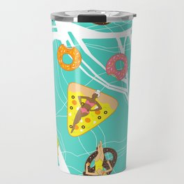 Poolside Travel Mug