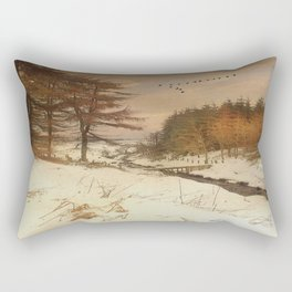 A winter's Tale Rectangular Pillow