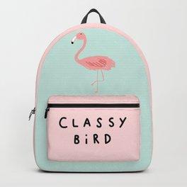 Classy Bird Backpack