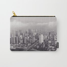 New Vintage City Carry-All Pouch