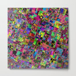 Kleptomaniac Metal Print