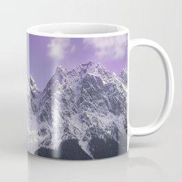 Eibsee mountains in Bavaria Germany Coffee Mug