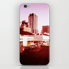 Trains to Central iPhone & iPod Skin