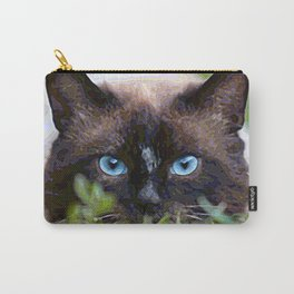 AnimalPaint_Cat_20171201_by_JAMColorsSpecial Carry-All Pouch