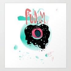 playlist jan Art Print